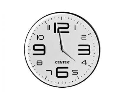Настенные часы Сentek CT-7101White