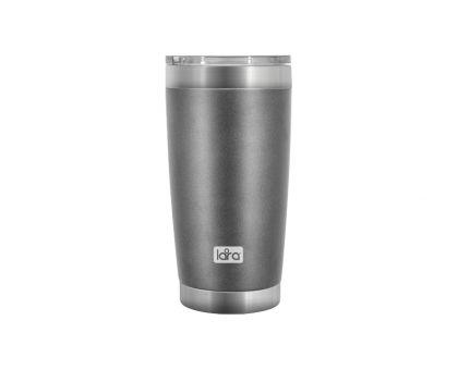 Термокружка LARA LR04-25 Серый