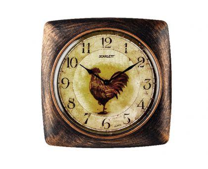 Настенные часы SCARLETT SC-WC1003К