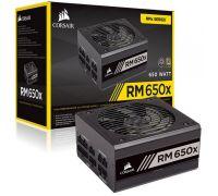 Блок питания 650 Вт Corsair RM650x (CP-9020178-EU)