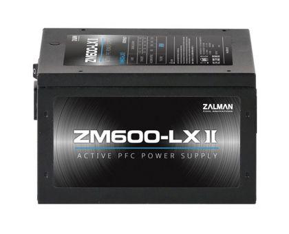 Блок питания 600 Вт Zalman ZM600-LXII