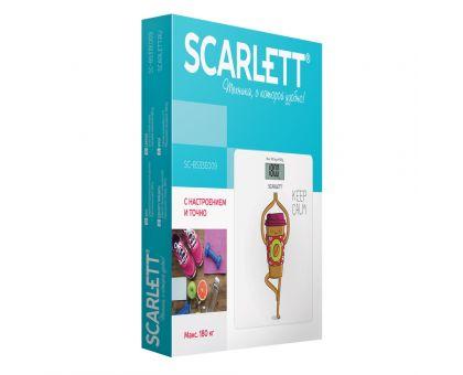 Весы напольные Scarlett SC-BS33E009