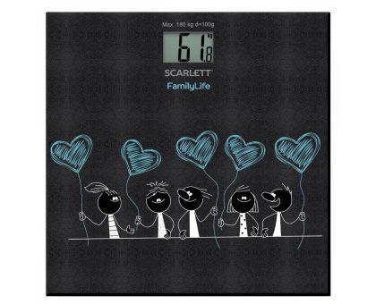 Весы напольные Scarlett SC-BS33E019