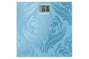 Весы напольные Scarlett SC-BS33E044