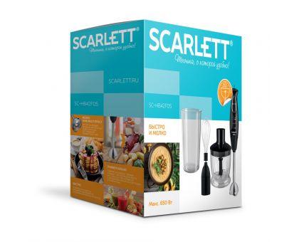Блендер погружной Scarlett SC-HB42F05
