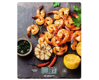 Весы кухонные Scarlett SC-KS57P43