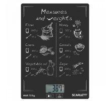 Весы кухонные Scarlett 57P64 в ДНР