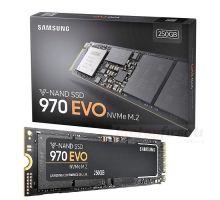 SSD-накопитель M.2 NVMe 250Гб Samsung 970 EVO Plus (MZ-V7S250BW) в ДНР