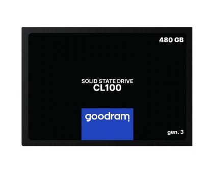"""SSD-накопитель 2.5"""" 480Гб GoodRam CL100 (SSDPR-CL100-480-G3)"""