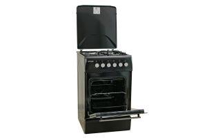 Плита комбинированная OPTIMA CS-5631 Черная